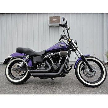 2014 Harley-Davidson Dyna 103 Street Bob for sale 200697808