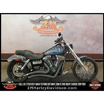 2014 Harley-Davidson Dyna for sale 200817639