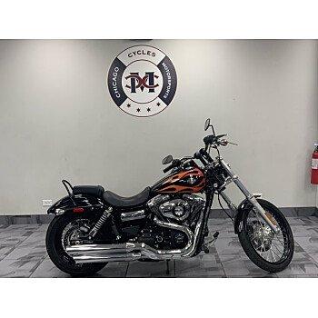2014 Harley-Davidson Dyna for sale 201004170
