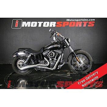 2014 Harley-Davidson Dyna for sale 201008136
