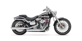 2014 Harley-Davidson Softail CVO Breakout specifications