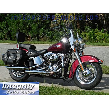 2014 Harley-Davidson Softail Heritage Classic for sale 200622279
