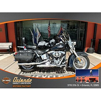 2014 Harley-Davidson Softail Heritage Classic for sale 200637761