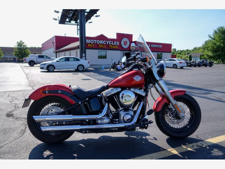 2014 Harley-Davidson Softail for sale near Columbus, Ohio ...