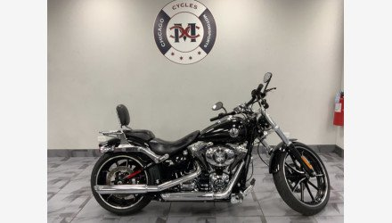 2014 Harley-Davidson Softail for sale 201019002