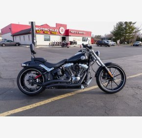 2014 Harley-Davidson Softail for sale 201028219