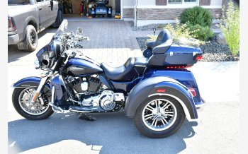 2014 Harley-Davidson Trike Tri Glide Ultra Classic for sale 201162096