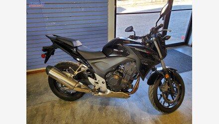 2014 Honda CB500F for sale 201032196