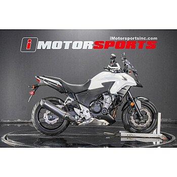 2014 Honda CB500X for sale 200812970