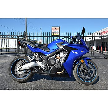 2014 Honda CBR650F for sale 200688547