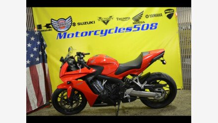 2014 Honda CBR650F for sale 200703473