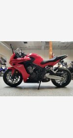 2014 Honda CBR650F for sale 200707175