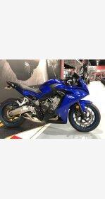 2014 Honda CBR650F for sale 200714785