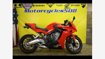 2014 Honda CBR650F for sale 200730731