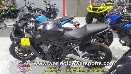 2014 Honda CBR650F for sale 200790733