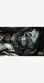 2014 Honda CBR650F for sale 201011649