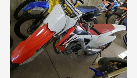 2014 Honda CRF450R for sale 200824281