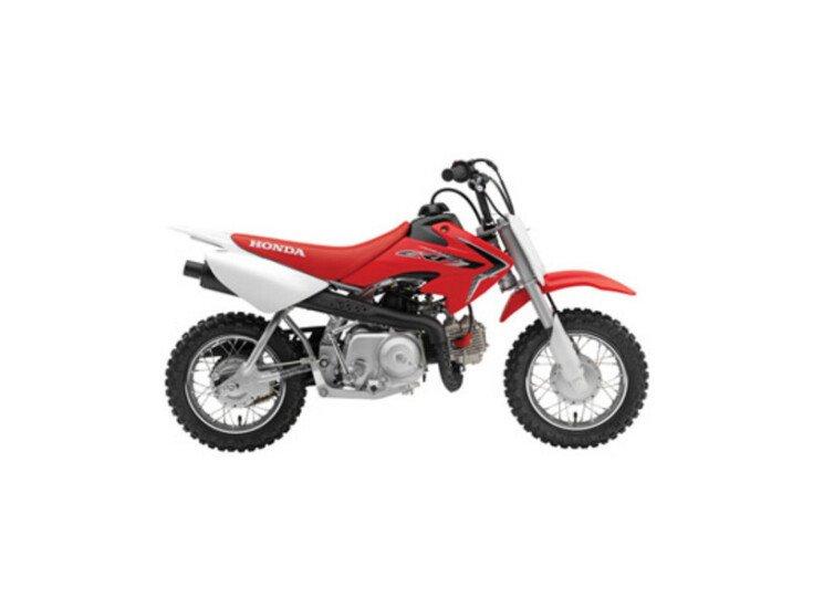 2014 Honda CRF50F 50F specifications