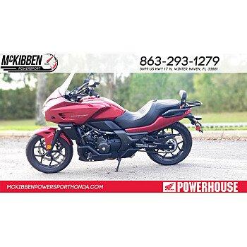 2014 Honda CTX700 for sale 200710573