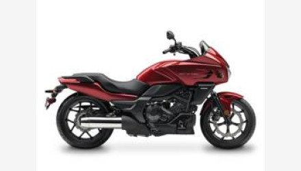 2014 Honda CTX700 for sale 200719457