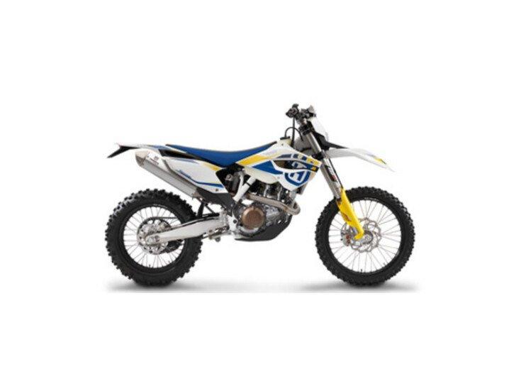 2014 Husqvarna FE501 501 specifications