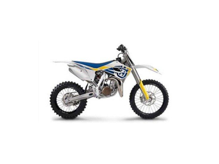 2014 Husqvarna TC85 17/14 specifications