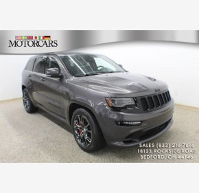 2014 Jeep Grand Cherokee 4WD SRT8 for sale 101190469