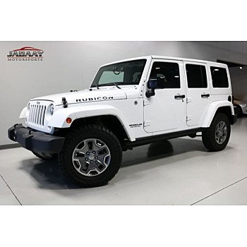 2014 Jeep Wrangler 4WD Unlimited Rubicon for sale 101029514