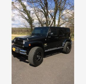 2014 Jeep Wrangler 4WD Unlimited Sahara for sale 100750456