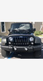 2014 Jeep Wrangler for sale 100894240