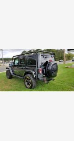 2014 Jeep Wrangler 4WD Unlimited Sahara for sale 101038242