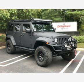 2014 Jeep Wrangler 4WD Unlimited Sport for sale 101040259
