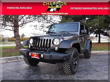 2014 Jeep Wrangler 4WD Sport for sale 101056779
