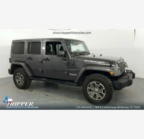 2014 Jeep Wrangler 4WD Unlimited Rubicon for sale 101063688