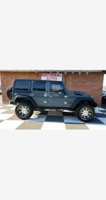 2014 Jeep Wrangler 4WD Unlimited Sport for sale 101066457