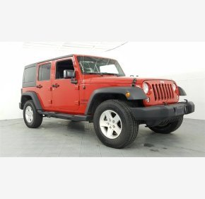 2014 Jeep Wrangler 4WD Unlimited Sport for sale 101109828