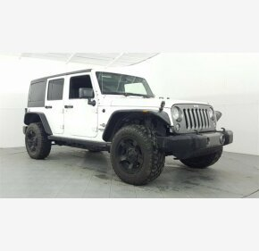2014 Jeep Wrangler 4WD Unlimited Sport for sale 101110853