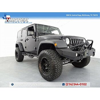 2014 Jeep Wrangler 4WD Unlimited Rubicon for sale 101184852