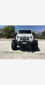 2014 Jeep Wrangler 4WD Unlimited Rubicon for sale 101202818