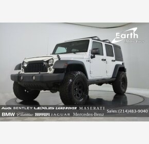 2014 Jeep Wrangler 4WD Unlimited Sport for sale 101203536