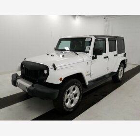 2014 Jeep Wrangler 4WD Unlimited Sahara for sale 101238260