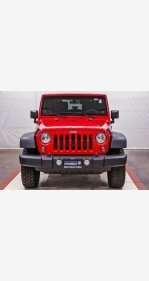 2014 Jeep Wrangler 4WD Sport for sale 101243538