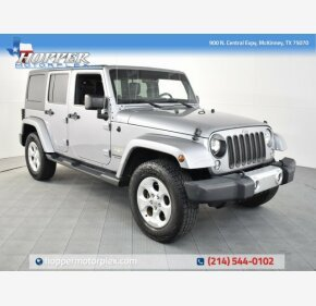 2014 Jeep Wrangler 4WD Unlimited Sahara for sale 101252239