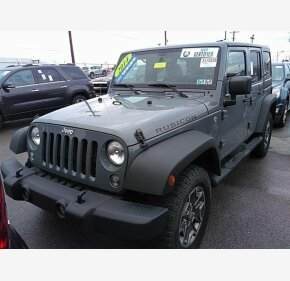 2014 Jeep Wrangler 4WD Unlimited Rubicon for sale 101259069