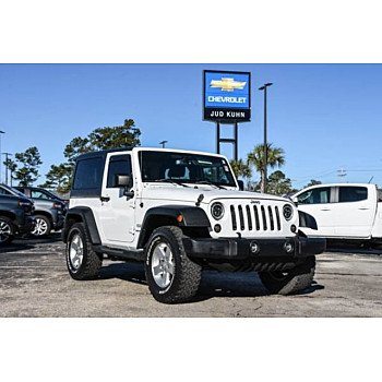 2014 Jeep Wrangler 4WD Sport for sale 101265441