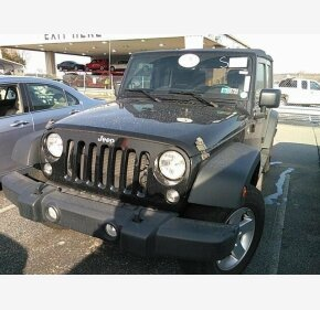 2014 Jeep Wrangler 4WD Unlimited Sport for sale 101267527
