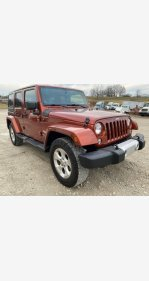 2014 Jeep Wrangler 4WD Unlimited Sahara for sale 101268455