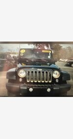 2014 Jeep Wrangler 4WD Unlimited Sahara for sale 101286316