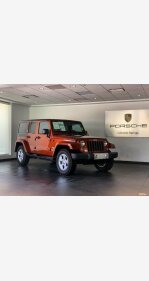 2014 Jeep Wrangler 4WD Unlimited Sahara for sale 101288352