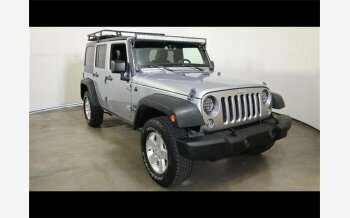 2014 Jeep Wrangler 4WD Unlimited Sport for sale 101309511